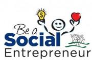 be a social