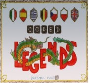 coded legends