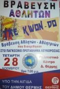 αφίσα taekwondo