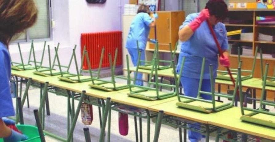 Τεστ covid-19 σε όλο το προσωπικό της καθαριότητας στα σχολεία του δήμου Θέρμης